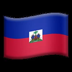 Flag Of Haiti Haiti Flag Emoji Flag