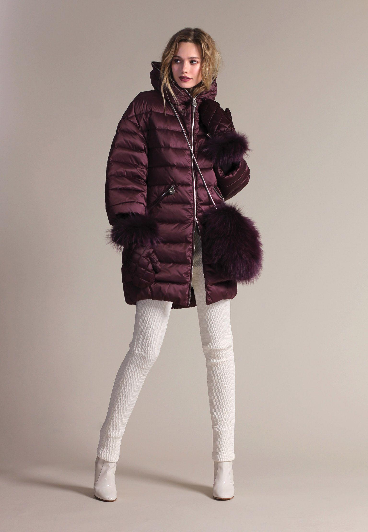 бордовая куртка короткая