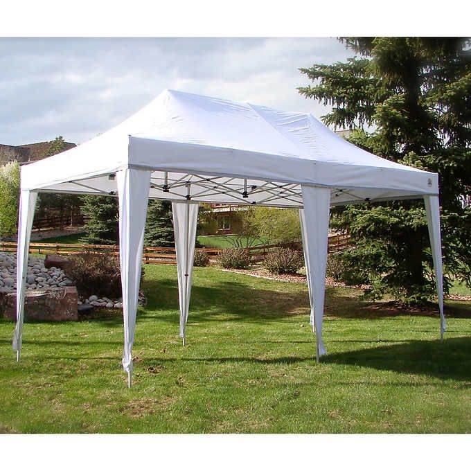 Undercover 10 X 20 Professional Grade Aluminum Instant Canopy Instant Canopy Gazebo Replacement Canopy Canopy