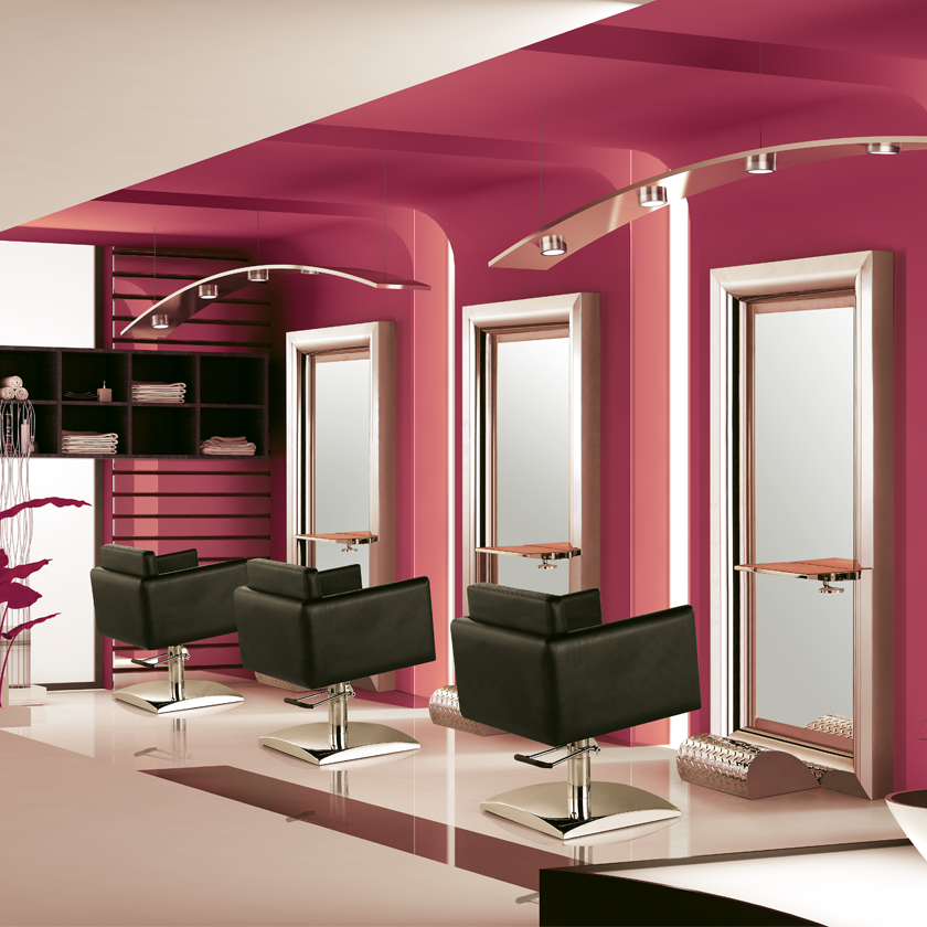 A Salon Design Like No Other.. http://www.salonsdirect.com/blog/salon-design/