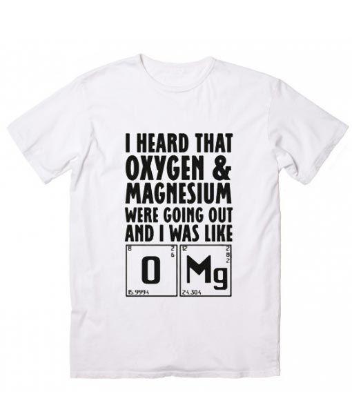 dirt cheap amazon 100% top quality I Was Like OMG T-Shirt in 2019   Custom shirts   Funny tee ...