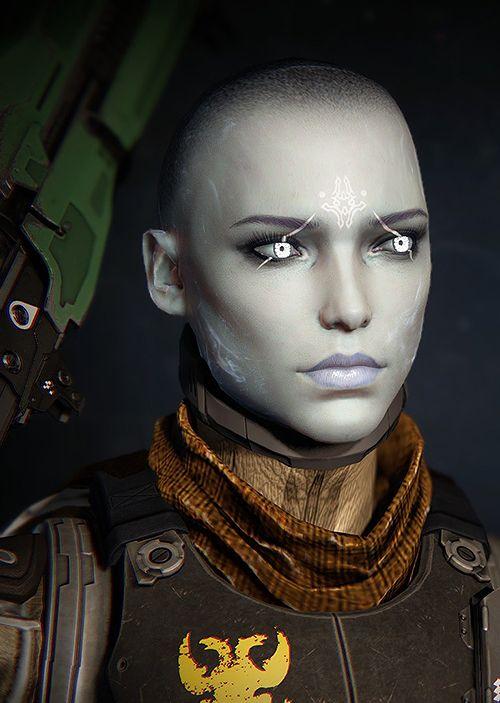 destiny awoken female | Nerdlife in 2019 | Destiny hunter ...