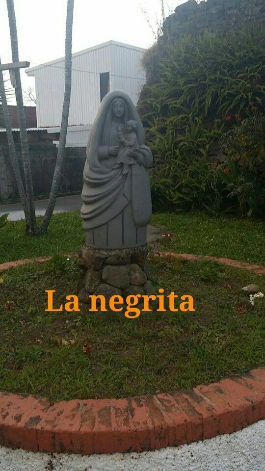 La virgen de os angeles patrona de Costa Rica