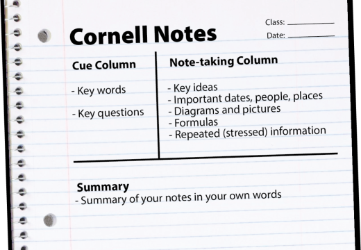 Image Result For Cornell Notes Template  Algebra