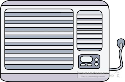 Air conditioning clipart — 1