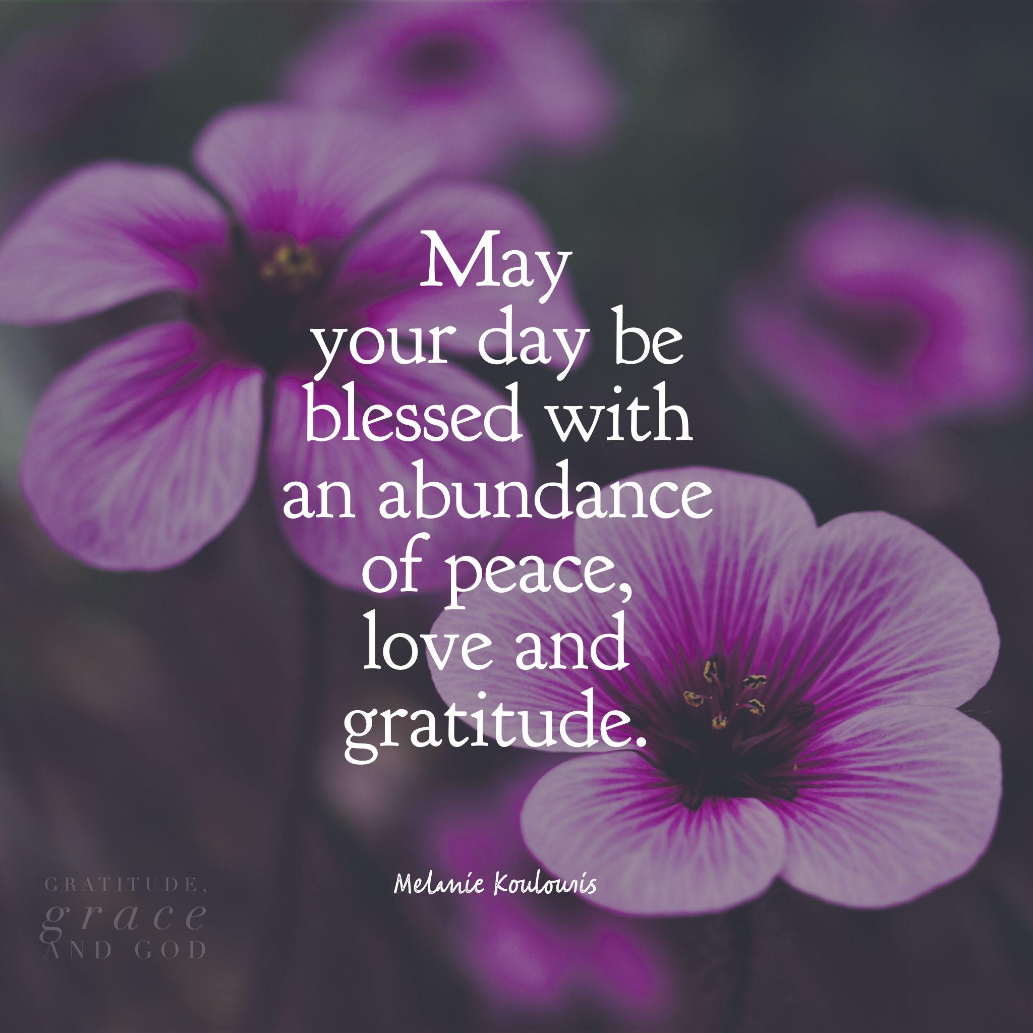 Melanie Koulouris Flower Quotes Daily Encouragement Kindness Quotes