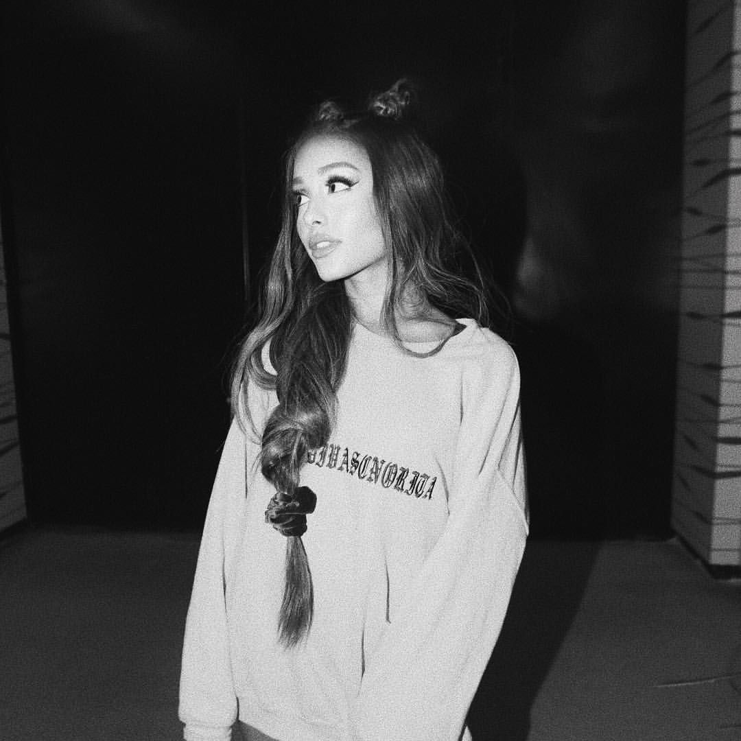 Have hit Ariana grande instagram remarkable