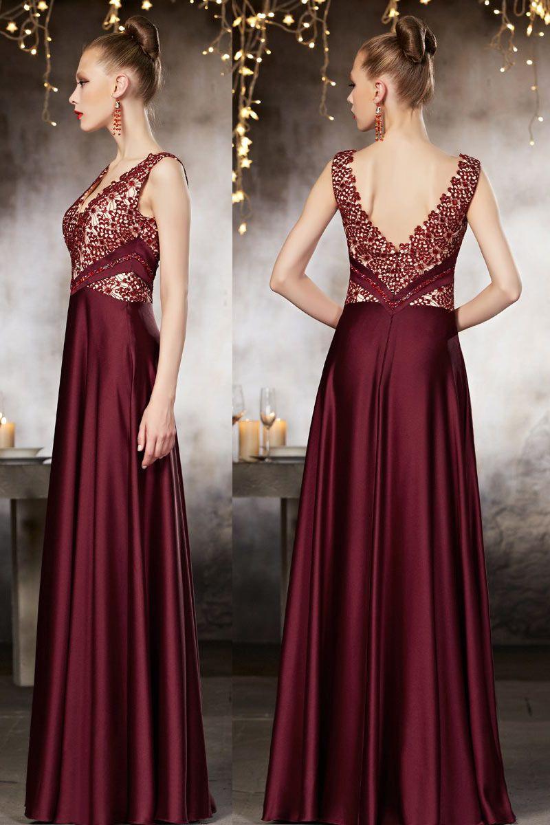 Jolie robe de soiree