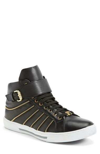 ad483f0e965 Versace Collection Zipper Sneaker (Men) available at  Nordstrom ...