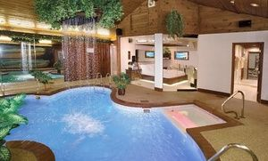 1 Night Stay For Two At Sybaris Pool Suites Northbrook In Illinois