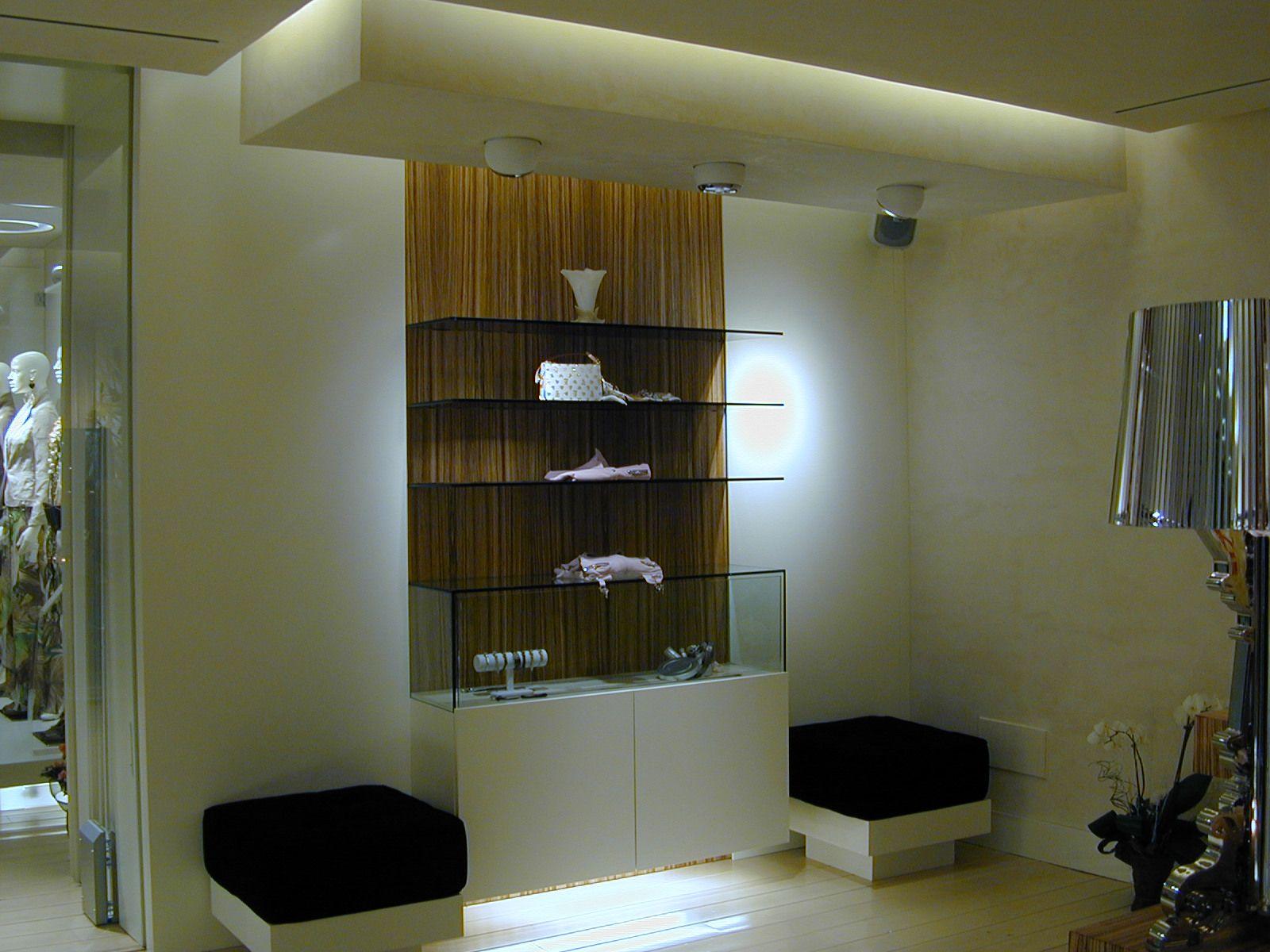 Showroom. Esposizione