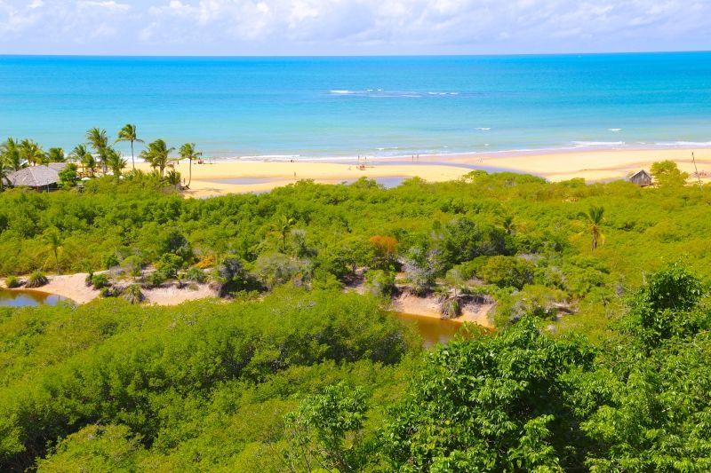 Melhores Praias De Porto Seguro Praias Mais Bonitas Praia