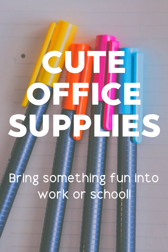 Bring Something Fun Into Work Or School
