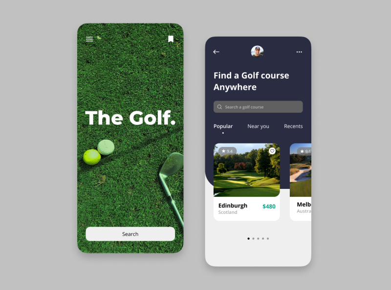 27+ Best free golf course distance app viral