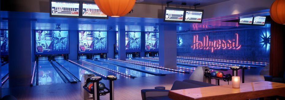 High End Bowling In Hollywood La Event Venue Spaces Kids Party Venues Night Life