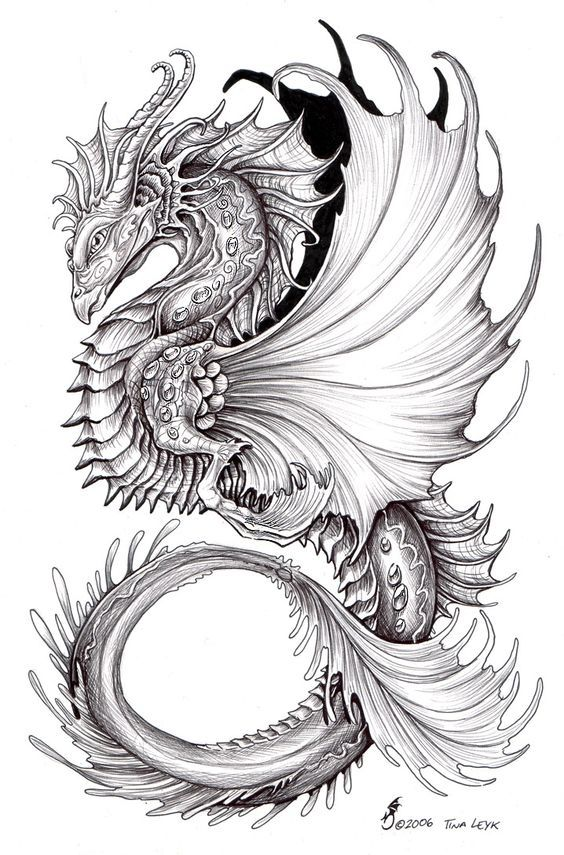 Pin by Dianne Whalen on Pyrography | Pinterest | Dragons, Tattoo and ...