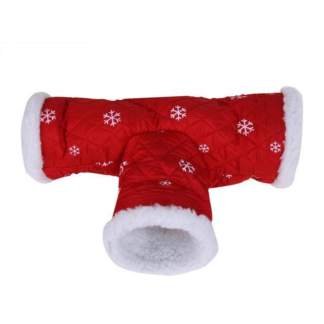 New T Shape 3 Way Foldable Pet Rabbit Cat Dog Play Winter Warm