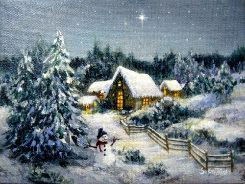 """Christmas Star"" - by Susan Rios"
