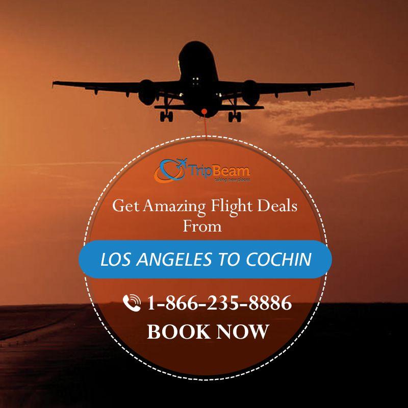 Get Cheap Tickets To Cochin India Tripbeam Airline Deals Travel Deal Flight Deals