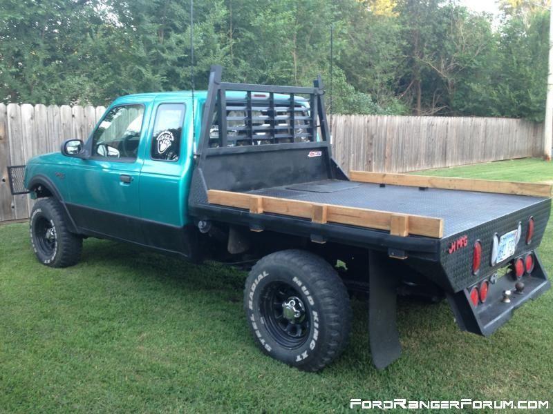 flatbed pics ford ranger forum danger ranger trucks truck flatbeds diesel trucks. Black Bedroom Furniture Sets. Home Design Ideas