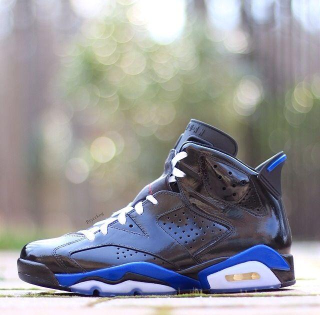 buy popular d2c8f 7e339 Air-Jordan-6-Space-Jam-custom | Kicks | Sneakers, Sneaker ...