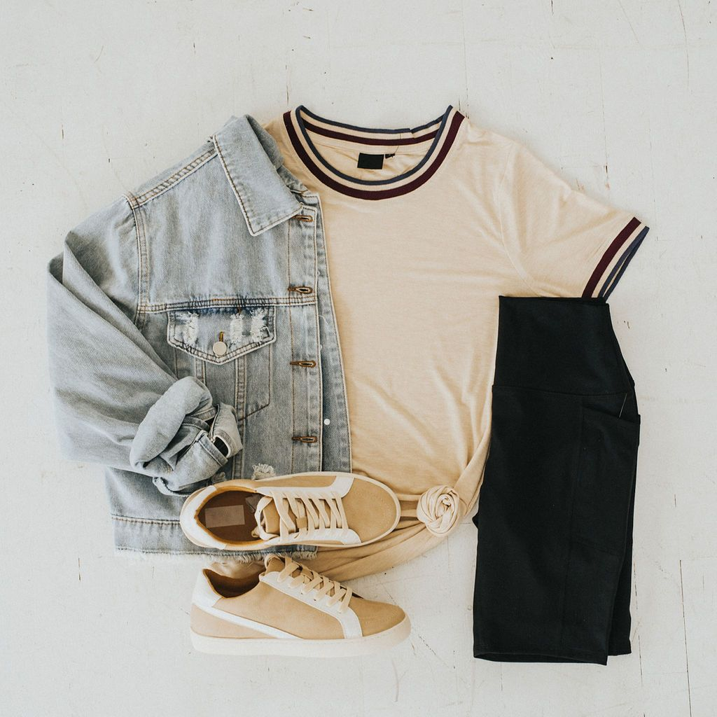 Neutral Spring Outfit