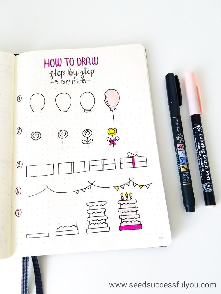 Plan With Me: My August 2018 Monthly Set Up
