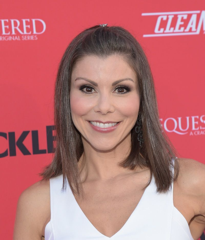 Pin On Heather Dubrow