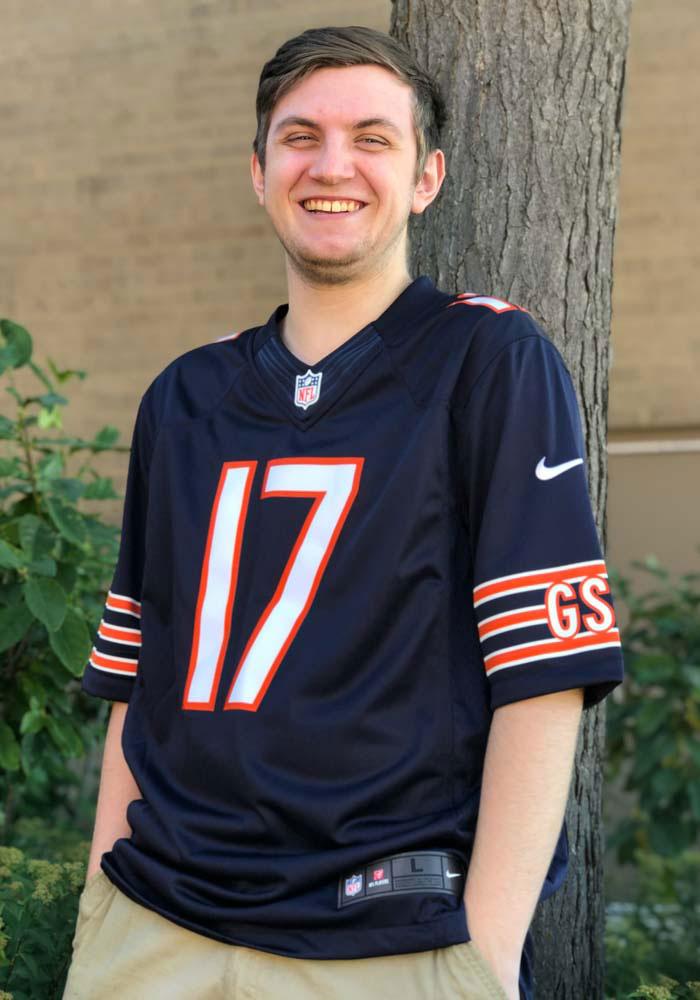Alshon Jeffery Chicago Bears Game Jersey