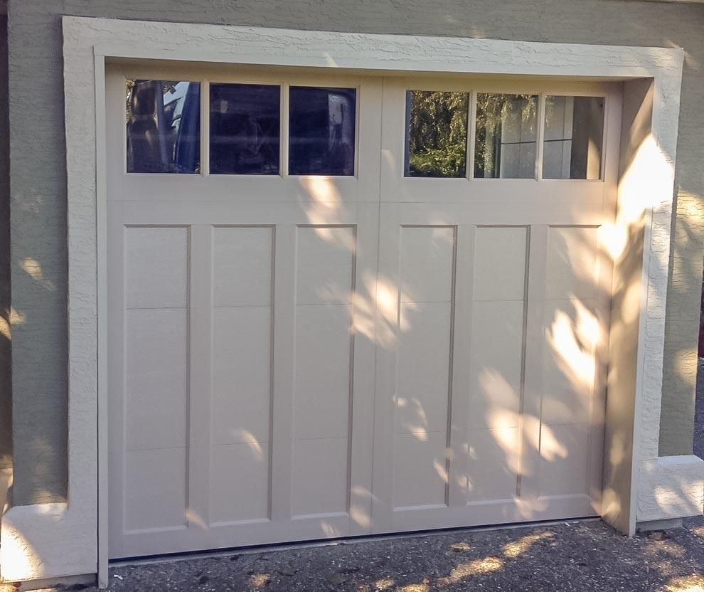 Composite Garage Door Overlay With Regard To Aspiration