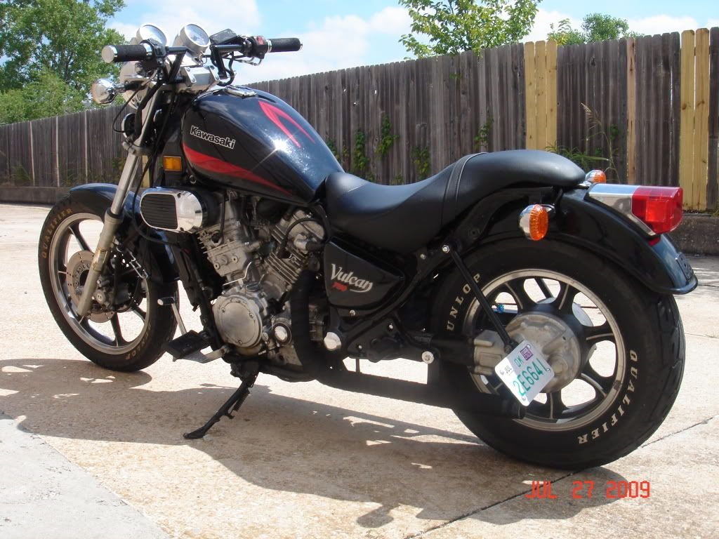 Choosing a seat for my VN - Kawasaki Vulcan 750 Forum : Kawasaki VN750  Forums