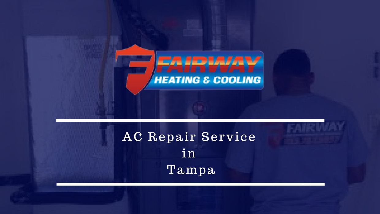 Fairway Heating And Cooling Main Ac Repair Service Company In