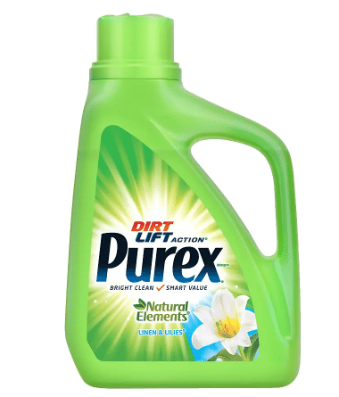 50 Oz Purex Laundry Detergent Various 2 Now With Free Shipping