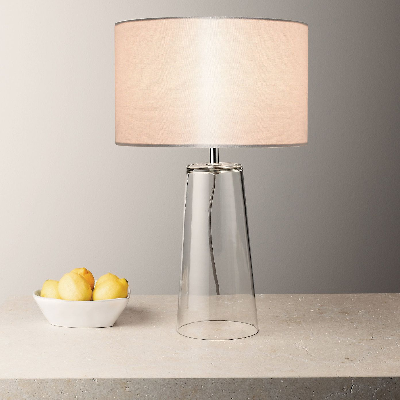 Bowery Table Lamp Table Lamps The White Company Table Lamp