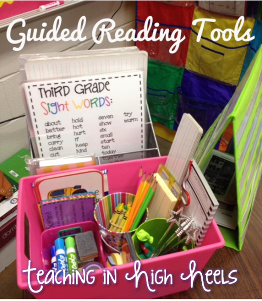 Guided Reading Tools