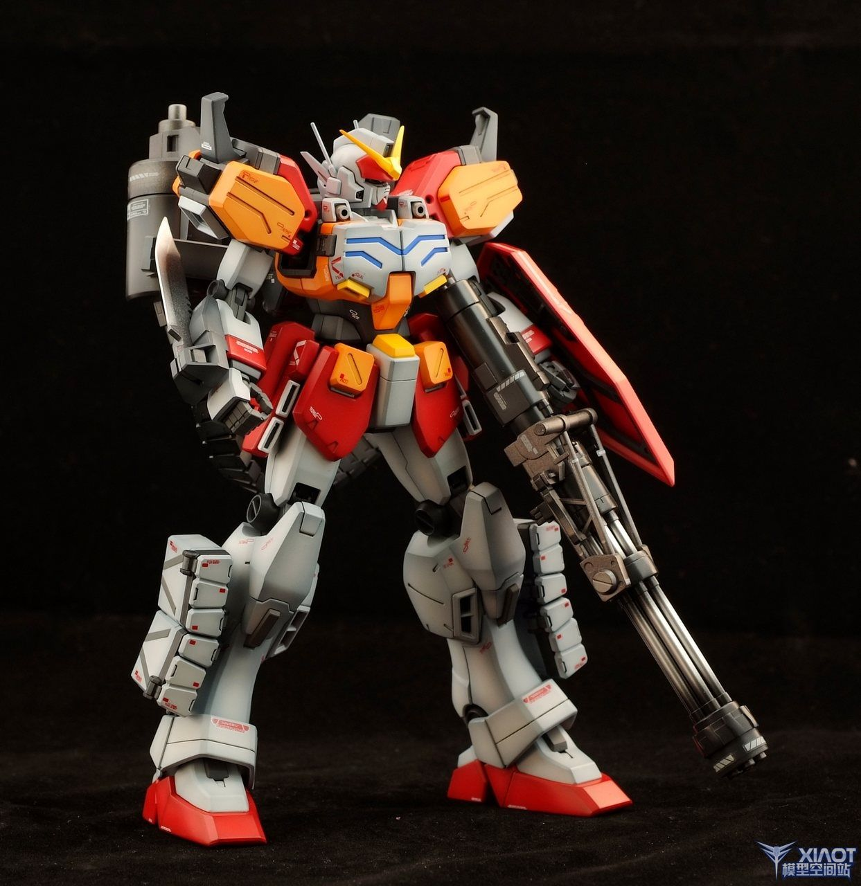 MG Gundam HeavyArms Custom: Painted Build. | Hobby & Toy ...
