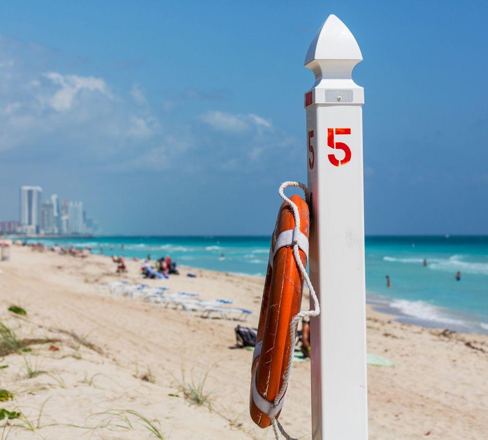 Las #playas de #Miami están listas para recibir a los viajeros que deseen entregase a los encantos del mar. http://www.bestday.com.mx/Miami-area-Florida/ReservaHoteles/