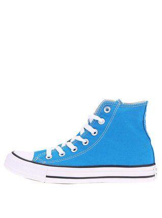 Converse - Modré unisex kotníkové tenisky  Chuck Taylor All Star - 1