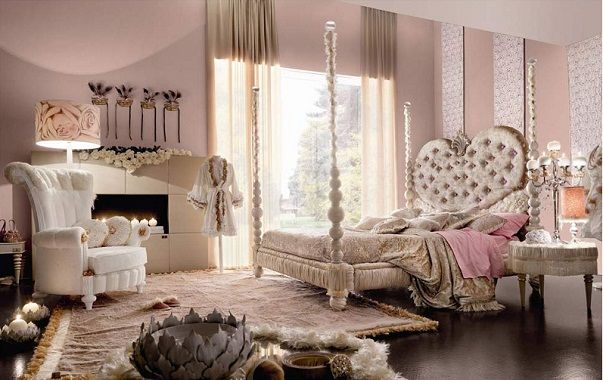 Luxury Bedroom Ideas For Girls - Ala Model Kini