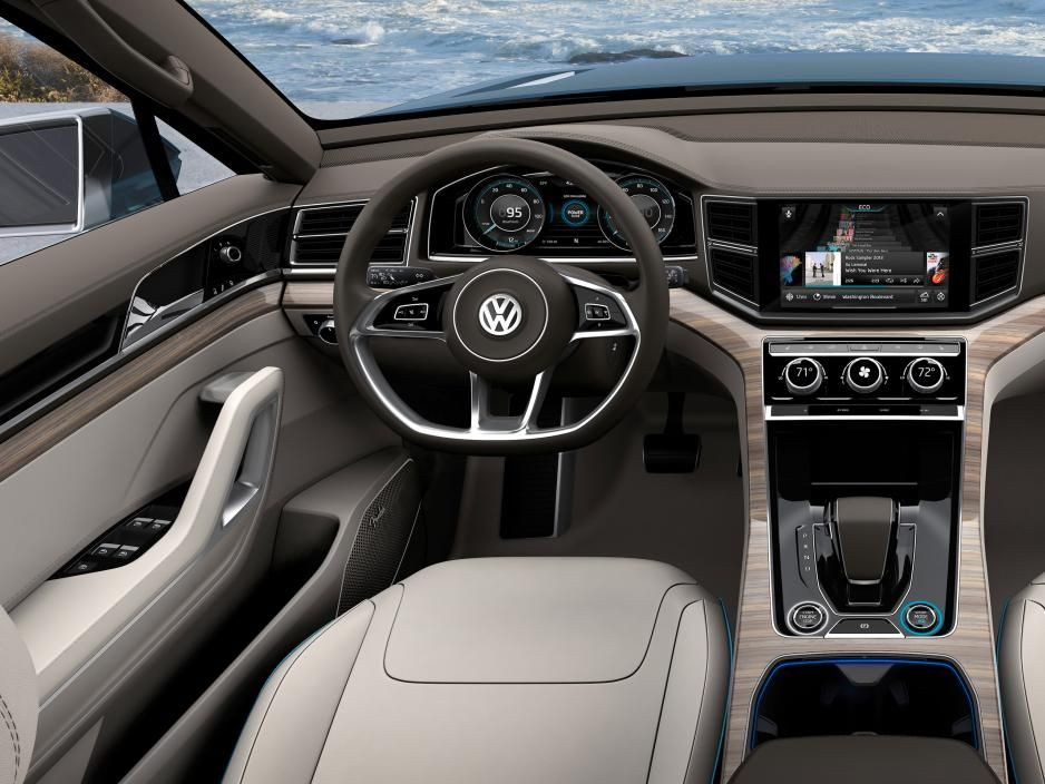 2016 vw tiguan redesign and release. Black Bedroom Furniture Sets. Home Design Ideas
