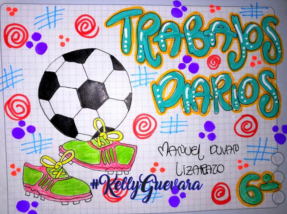 Dibujos Para Portadas De Cuaderno: #KellyGuevara #cuadernos