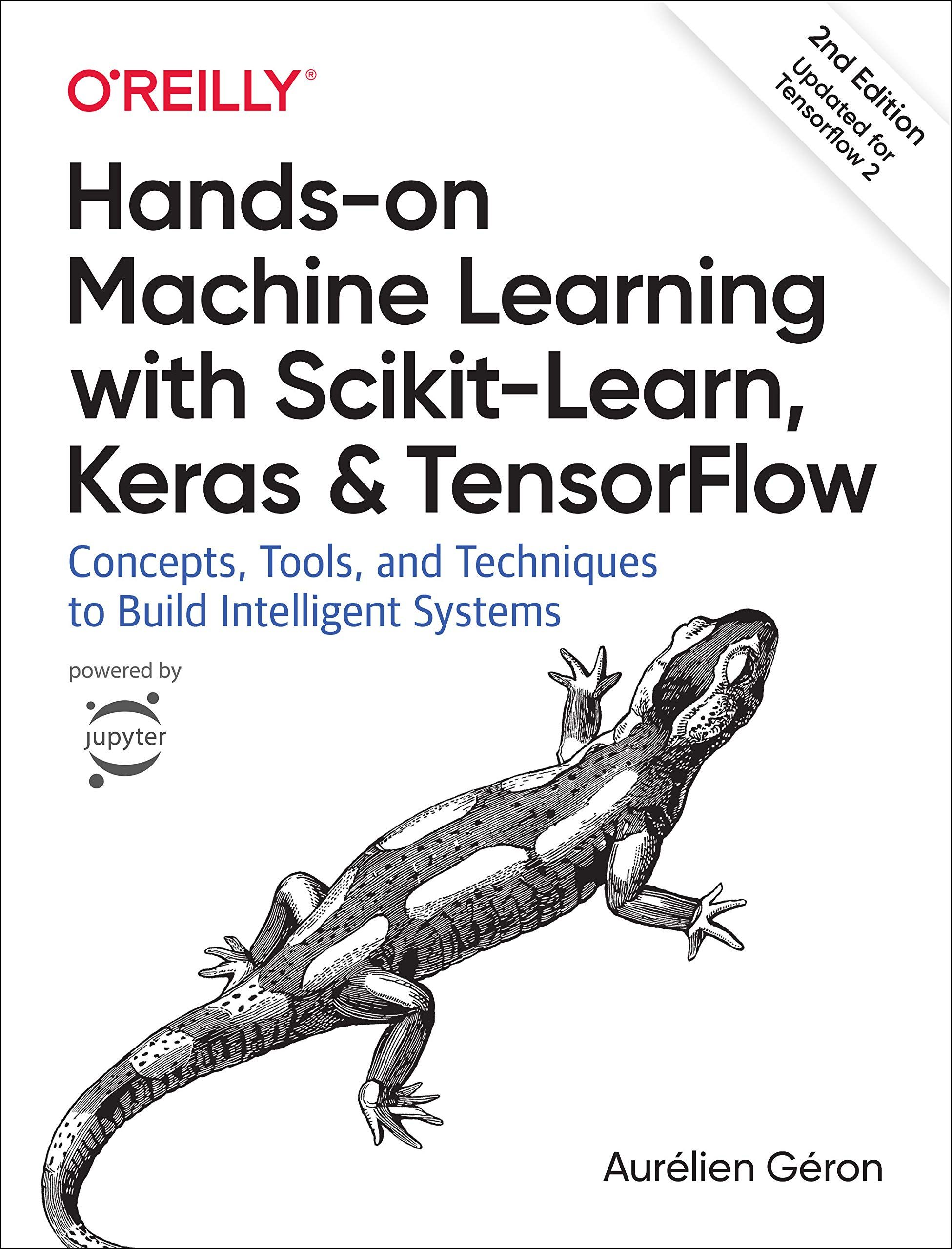 Image result for hands on machine learning