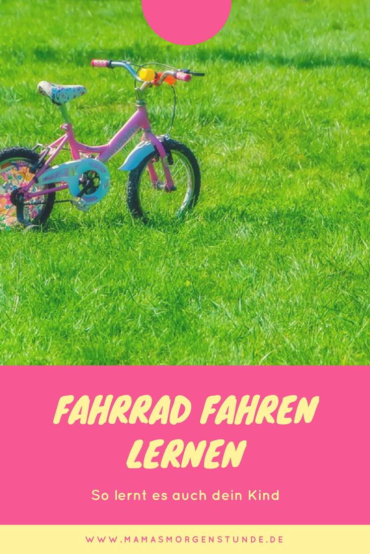 Fahrrad Fahren Lernen Mit Kindern Mit Bildern Fahren Lernen
