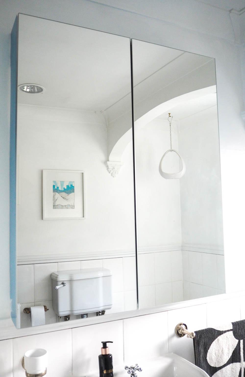 The Ikea Godmorgon Bathroom Mirror Cabinet Mirror Cabinets Bathroom Mirror Cabinet Bathroom Mirror Storage