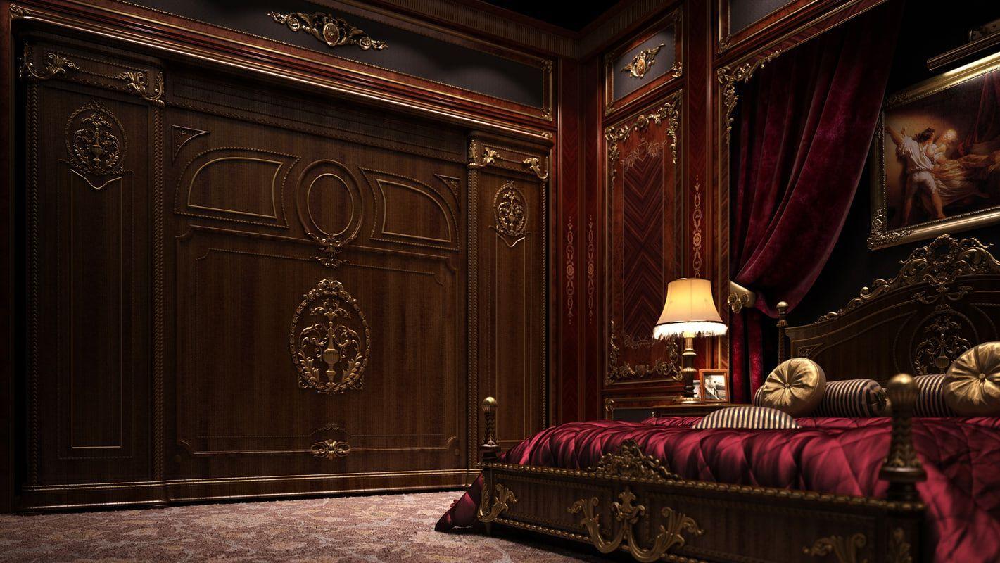 3ds Max Scene Asnaghi Bedroom Bedroomfurniture3dsmax Bedroom