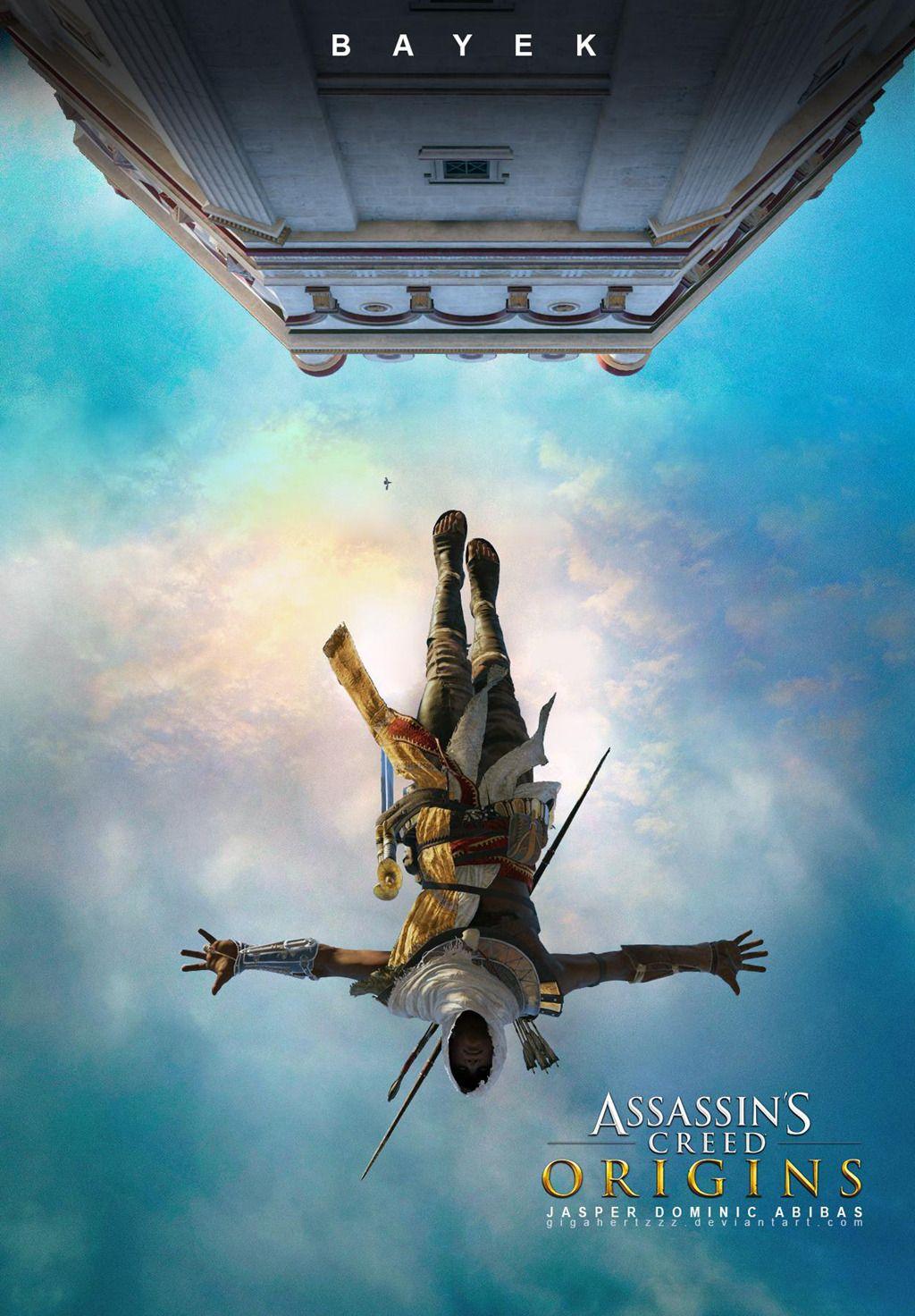 Leap Of Faith Osiris Dios Egipcio Videojuegos Assassins Creed
