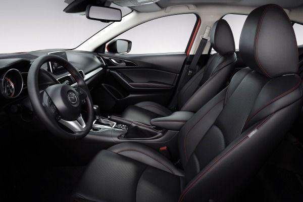 2015 Mazda Mazda3 S Grand Touring 4dr Sedan 2 5l 4cyl 6m Interior In Houston Tx Mazda 3 Hatchback Mazda Mazda3 Mazda