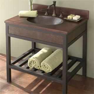 """Check out the Native Trails VNR24 Cuzco 24"""" Vanity Cabinet Only priced at $896.25 at Homeclick.com."""
