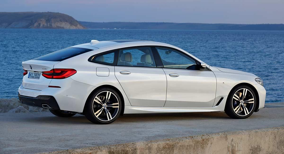 The Bmw 5 Gran Turismo Is Gone Now Welcome The All New Bmw 6