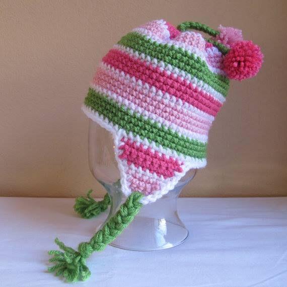 Crochet hat | crochet | Pinterest | Gorros para dama, Gorros y Gorro ...